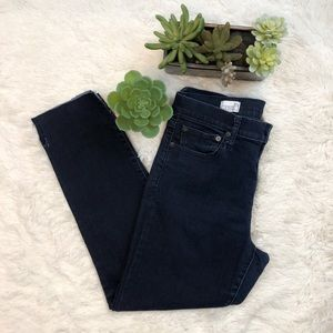 GAP 1969 Resolution Slim Straight Cropped Jeans